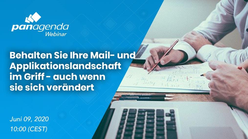 Behalten Sie Ihre Mail- und Applikationslandschaft im Griff