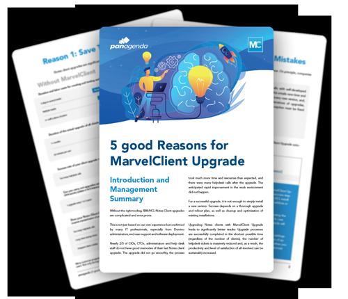 MarvelClient - 5 gute Gründe